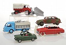 5 UNBOXED CLUB DINKY FRANCE MODELS (E-M)(5)