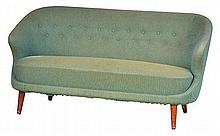 SETTEE IN THE STYLE OF FINN JUHL