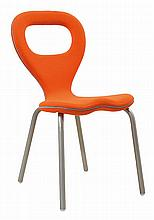 MARC NEWSON (AUSTRALIAN, BORN 1963) TV CHAIR FOR MOROSSO, ITALY