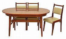 SCHULIM KRIMPER (AUSTRALIAN 1893-1971) DINING SUITE