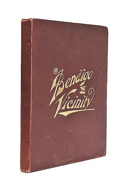 BENDIGO AND VICINITY
