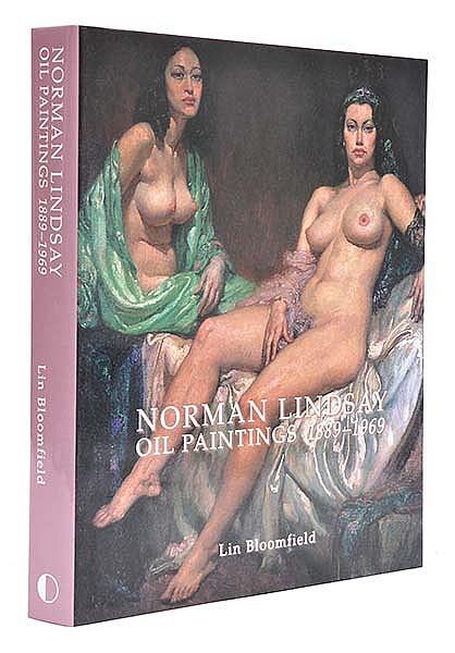 NORMAN LINDSAY OIL PAINTINGS 1889-1969