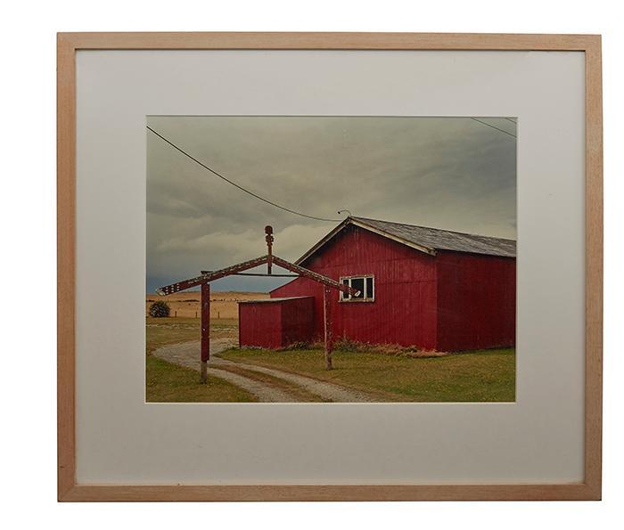 DEREK HENDERSON (NEW ZEALAND, BORN 1963) Te Rama Marai 2005 C type print