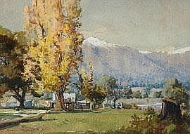 Harold Brocklebank Herbert (1892-1945) Autumn