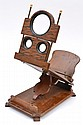 VICTORIAN FOLDABLE STEREOSCOPE VIEWER