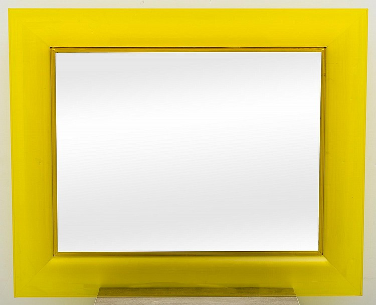Philippe starck francois ghost mirror for kartell for Philippe starck miroir