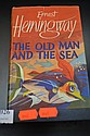 HEMINGWAY, THE OLD MAN AND THE SEA, FIRST EDITION