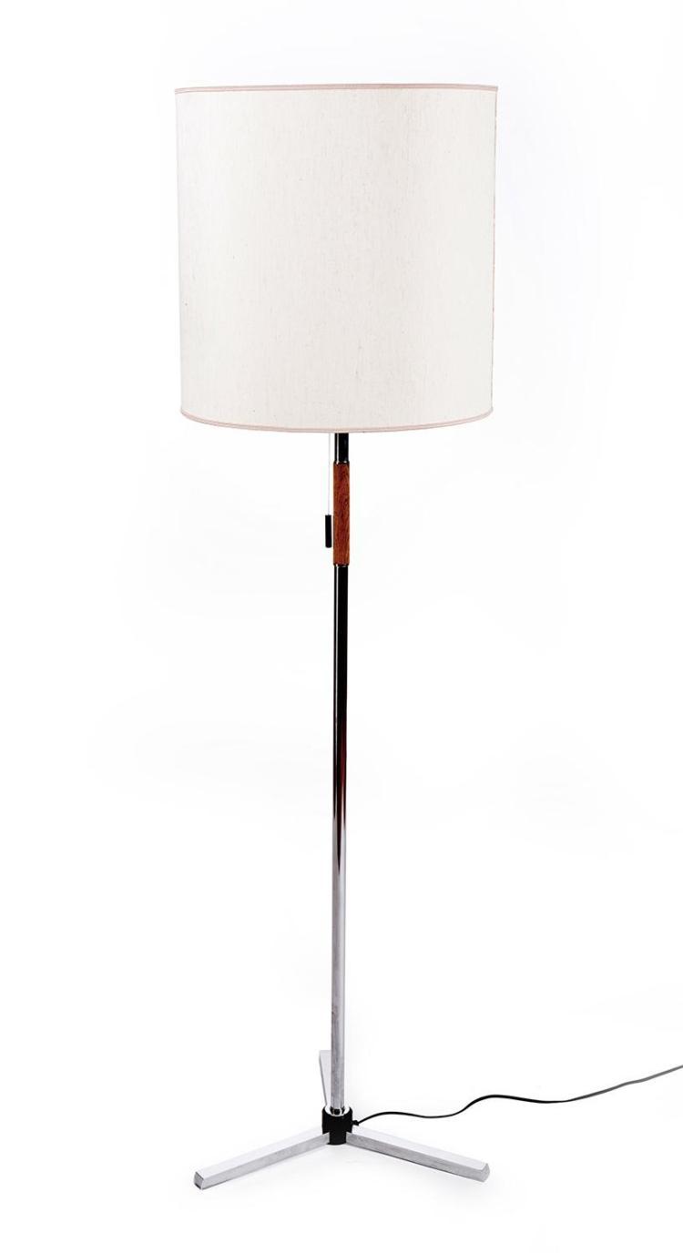 max bill floor lamp. Black Bedroom Furniture Sets. Home Design Ideas