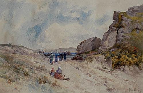 ARTHUR MERRIC BOYD SENIOR (1862 - 1940) Irish Moss