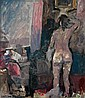 WILLIAM JOCK FRATER (1890 - 1974) Nude Study, William Jock Frater, Click for value