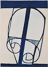 JAMES CLAYDEN (BORN 1947) Abstract Composition pastel