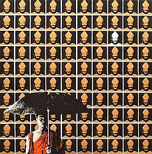 ANDREW WELLMAN (BORN 1966) Golden Slumbers 2007 acrylic on canvas