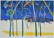 ARTHUR BOYD (1920-1999) Bundanon Quartet I 1991 lithograph edition 98/137