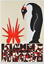 § EMILY FLOYD (born 1972) Linox for Beginners 2012 lithograph edition 13/20