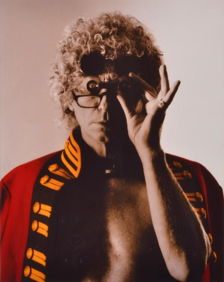 STUART SPENCE (20th Century) Brett Whiteley photograph