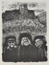 NOEL COUNIHAN (1913-1986) Image 1 1981 lithograph edition 29/40