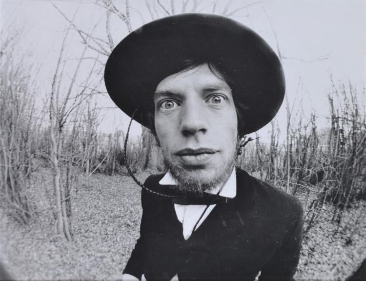 ROBERT WHITAKER (1939-2011) Portrait c-type print