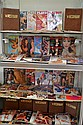 LARGE COLLECTION OF PLAYBOY MAGAZINES RANGING FROM 1960S-1980S