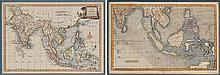 TWO MAPS OF THE EAST INDIES