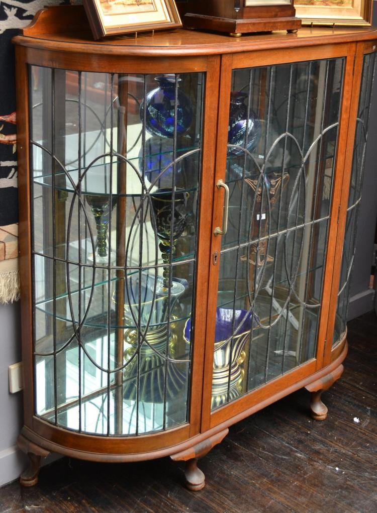 An Art Deco Display Cabinet Made In Australia In Queensland