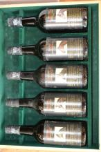 ONE BOX OF YALSUMBA VINTAGE PORT: MELBOURNE CUP WINNERS' 1976-1980 (X5)