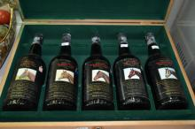ONE BOX OF YALSUMBA VINTAGE PORT: MELBOURNE CUP WINNERS' 1980, 1981, 1986, 1986
