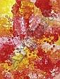EMILY KAME KNGWARREYE (CIRCA 1910-1996) Wild Flower Dreaming 1995 acrylic on canvas