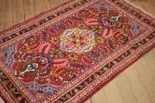 A PERSIAN LILIAN- 100% WOOL PILE ORIGIN IRAN, NEW PIECE, 168 X 110 RRP $790