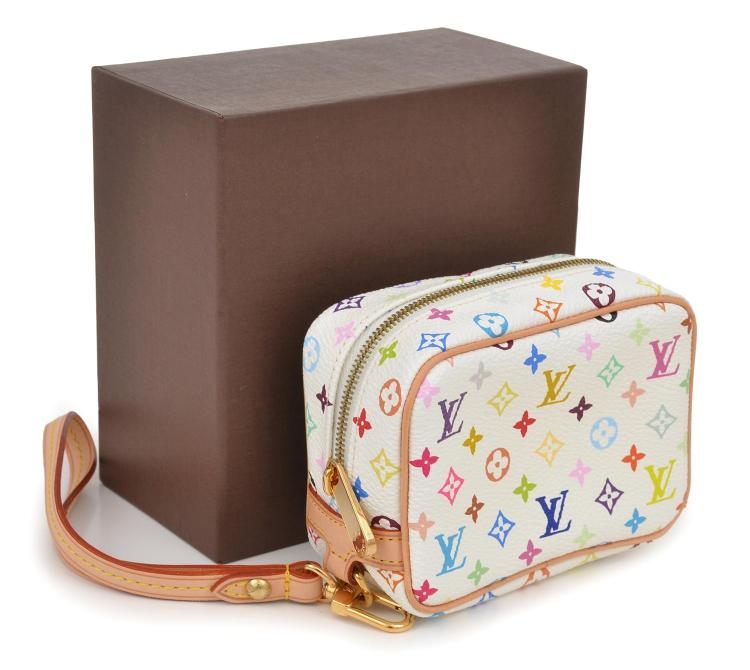 A COIN PURSE BY LOUIS VUITTON