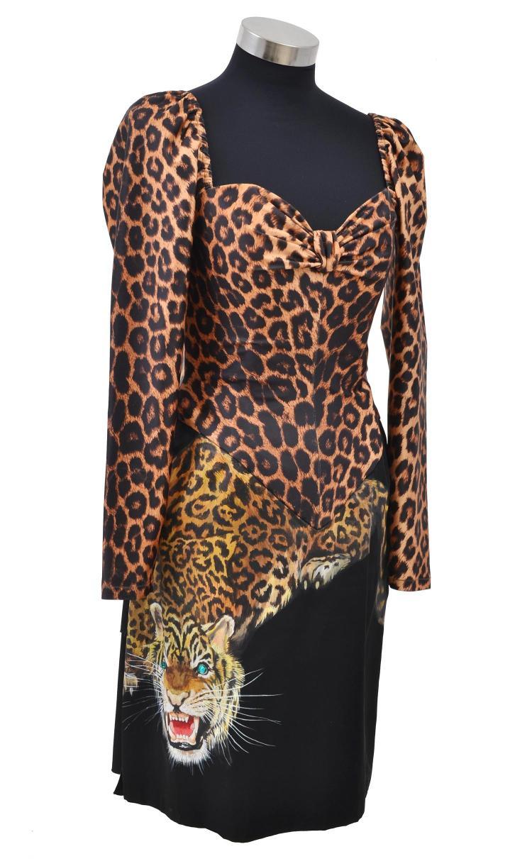 A DRESS BY LE LOUVRE, MELBOURNE