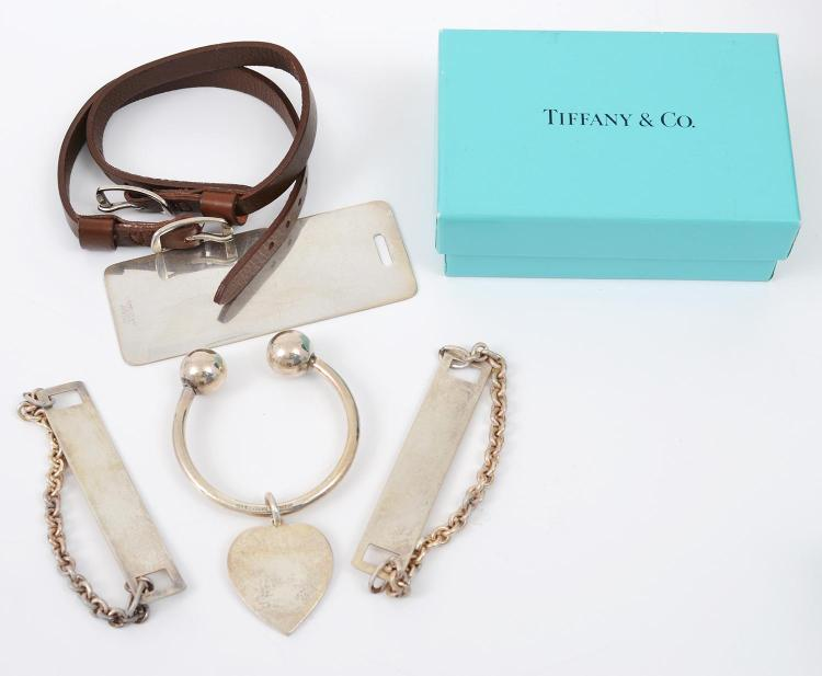 A COLLECTION OF ITEMS BY TIFFANY & CO