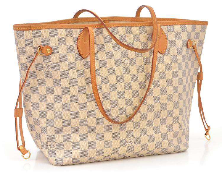 A NEVERFULL MM BAG BY LOUIS VUITTON