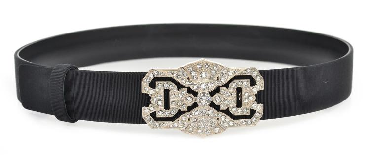 A BELT BY CHANEL