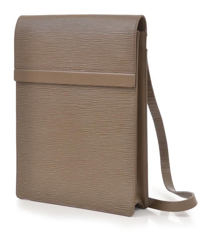 A RAMATUELLE BAG BY LOUIS VUITTON