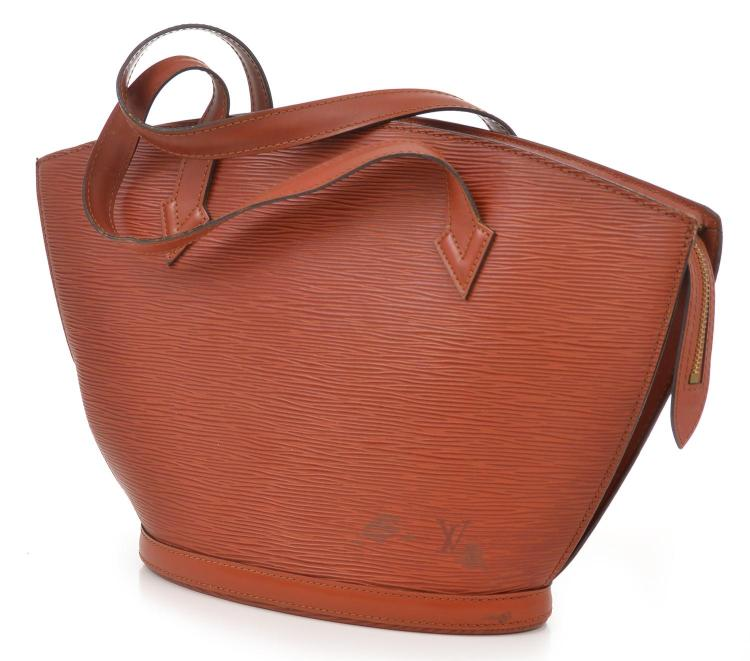 A VINTAGE SAINT-JACQUES BAG BY LOUIS VUITTON