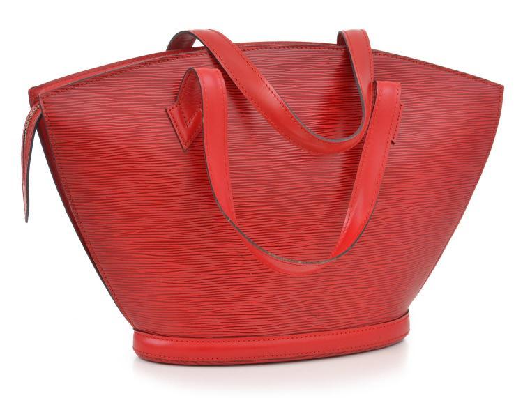 A SAINT-JACQUES BAG BY LOUIS VUITTON