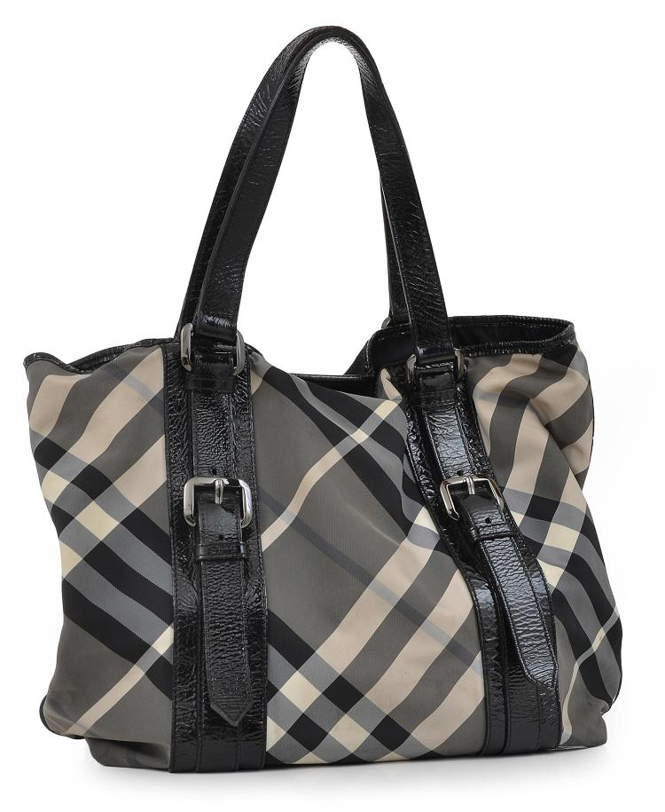 A TOTE BY BURBERRY