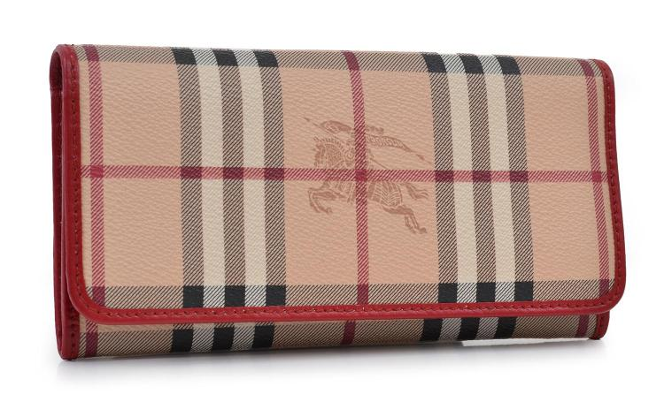 A LONG PURSE BY BURBERRY