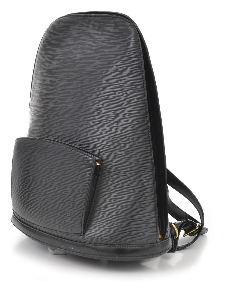 A GOBELINS BACKPACK BY LOUIS VUITTON