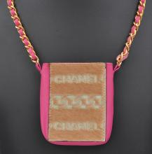 A PHONE CASE BY CHANEL