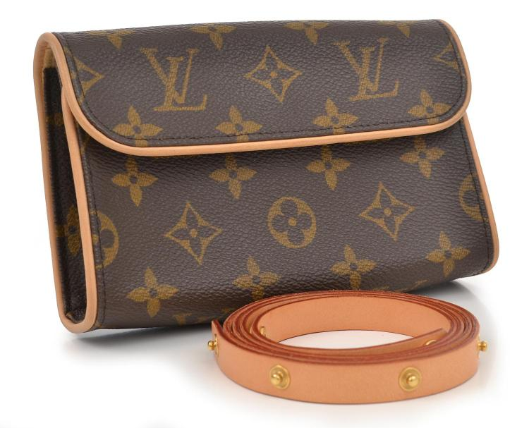 A POCHETTE FLORENTINE BY LOUIS VUITTON