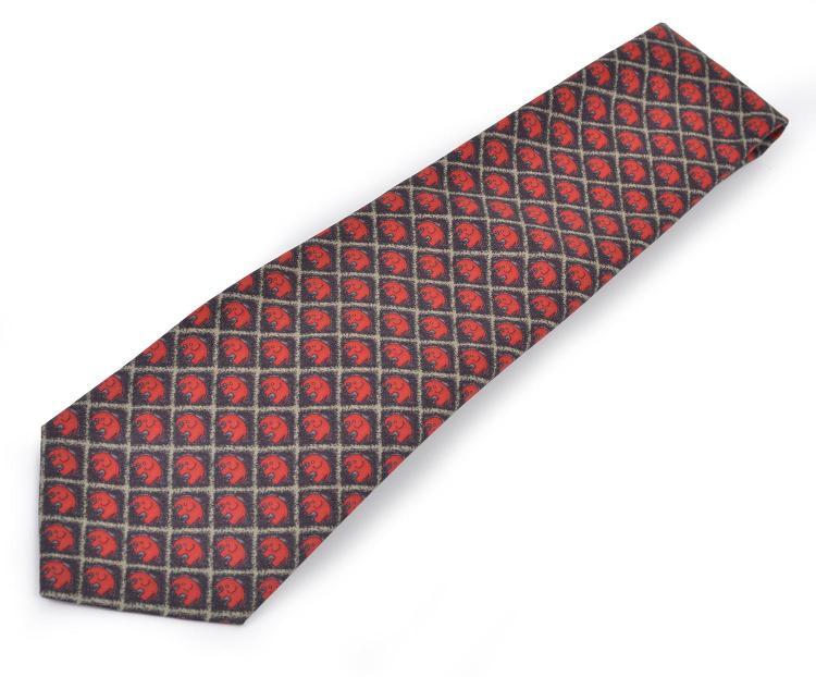 a silk tie by jim thompson