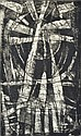 ROGER KEMP (1908-1987) Concept etching 25/45