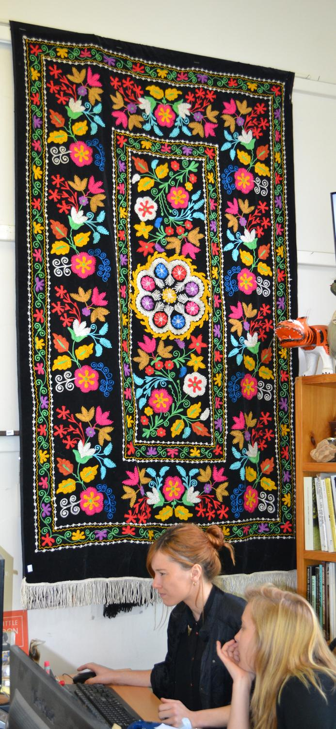 A TURKISH TAPESTRY
