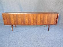 DANISH OMAN JUNIOR ROSEWOOD SIDEBOARD 79 x 218 x 48cm