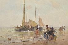 HECTOR CAFFIERI (British, 1847-1932)