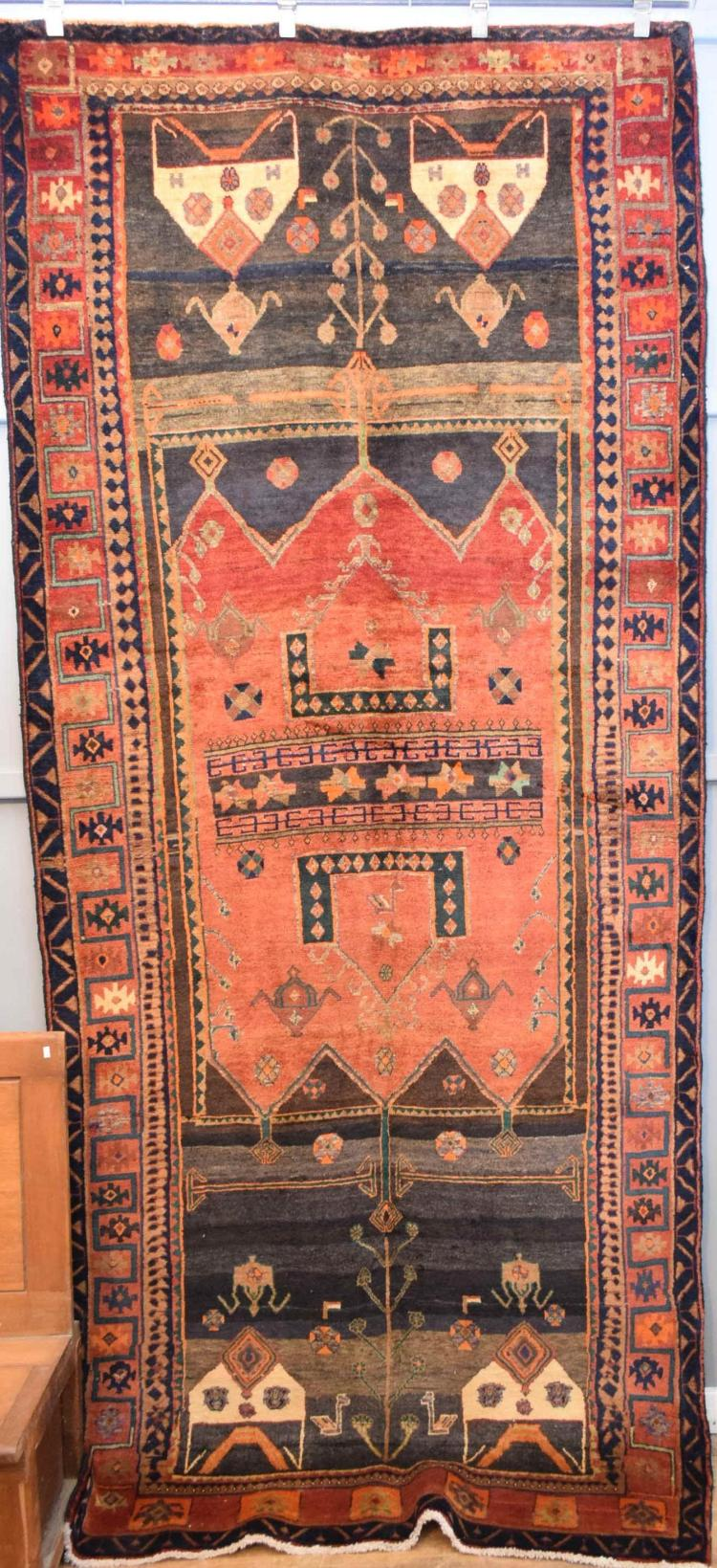 Rare Persian Tribal Taroom Carpet 100 Natural Dyes 100 Woo