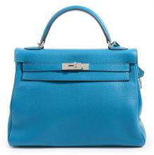 A KELLY BAG BY HERMES
