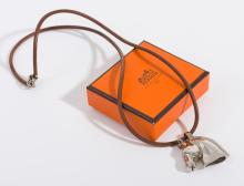 A PENDANT NECKLACE BY HERMES