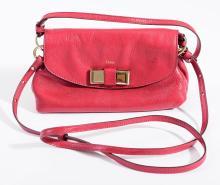 A SHOULDER BAG BY CHLOE